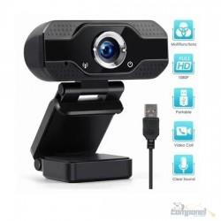 Web cam full HD C/ MICROFONE X5